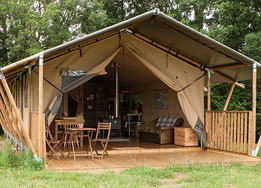 Oak Safari Tent