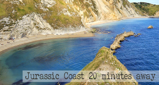 Jurassic Coast Glamping Holiday