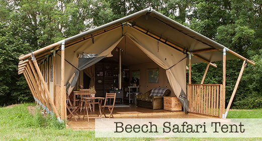 Safari Tent Devon